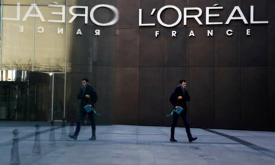 Chinese hunger for luxury fuels L'Oreal sales growth 1