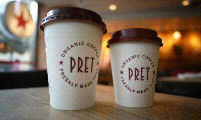 Britain's Pret enters self-service coffee machine market 9