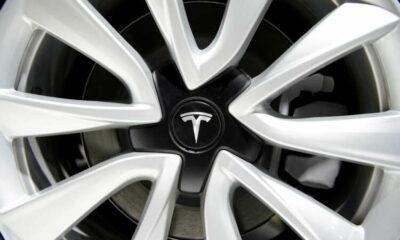 Tesla zooms past $1 trillion market cap on bet that the EV future is now 15