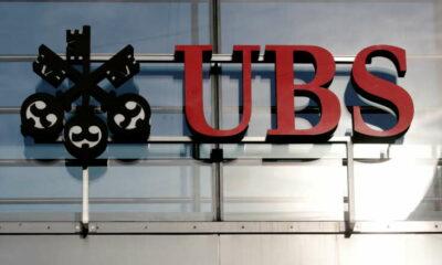 UBS logs surprise 9% rise in Q3 net profit 13