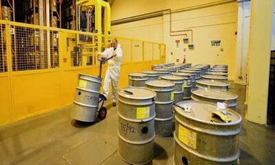 Global Nuclear Waste Management System Market Is Predicting Significant Growth Owing To Increasing Need for Clean Energy: Ken Research 15